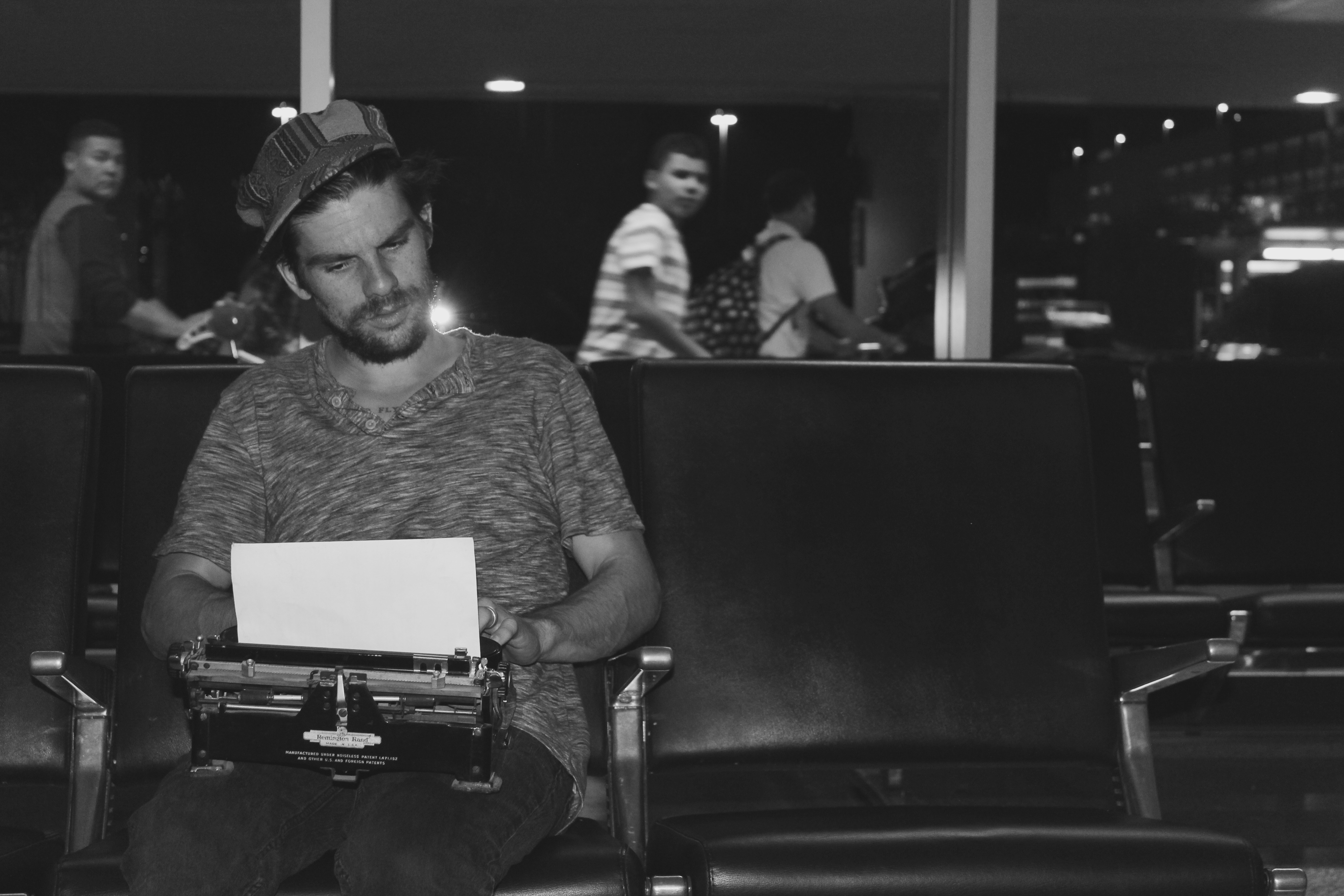 Knight Writes | A Collection of Written Works x Travis Knight