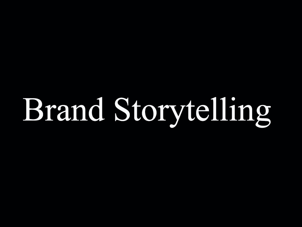 Brand Storytelling x Travis Knight
